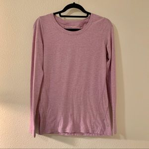 GAP Fit Ling Sleeve Workout Top